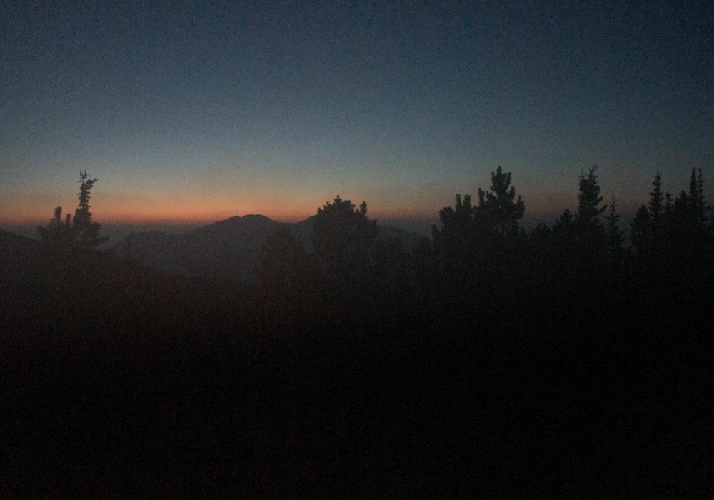 Longs Peak 2015