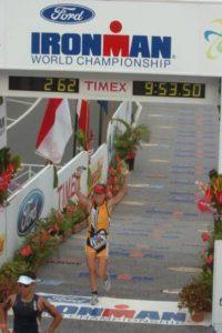 2008 Kona win