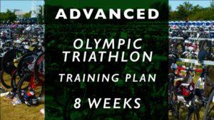 T2Coaching: Advanced Olympic Triathlon Training Plan: 8 Weeks