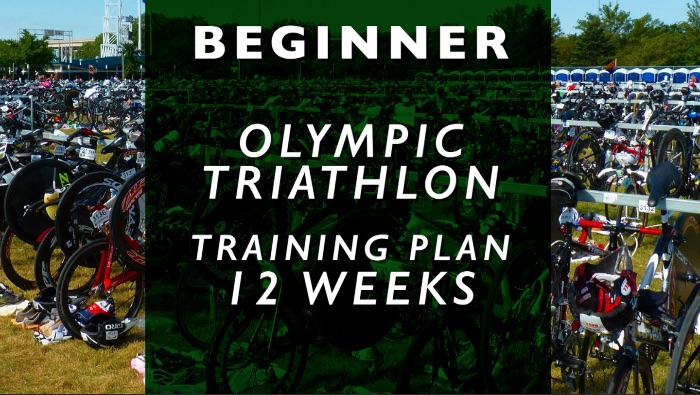 T2Coaching: 12 Week Olympic Triathlon Training Program for Beginners