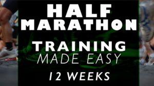 Half Marathon Training Made Easy