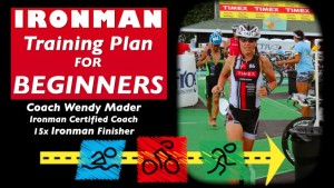 Ironman Training for Beginners-16 Week Plan