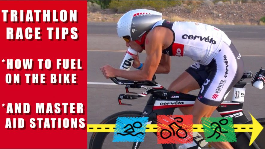 How to Fuel on the Bike in  and Master Aid Stations