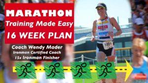 Marathon Training Made Easy