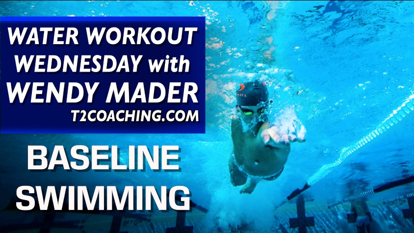 Water Workout Wednesday with Wendy- Fitness Test