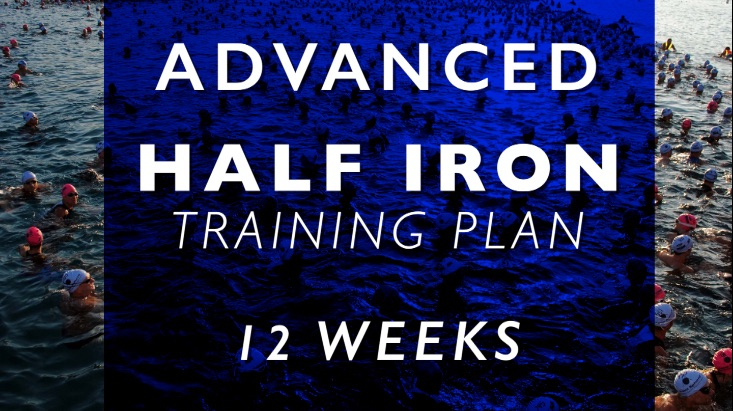 T2Coaching: Advanced Half Ironman Training Plan: 12 Weeks