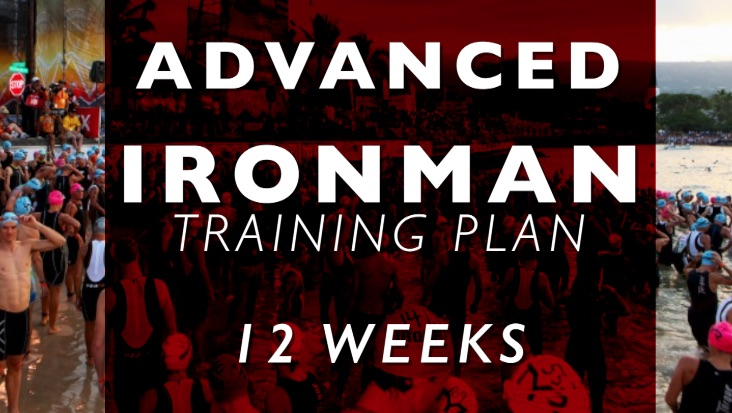T2Coaching: Advanced Ironman Training Plan: 12 Weeks