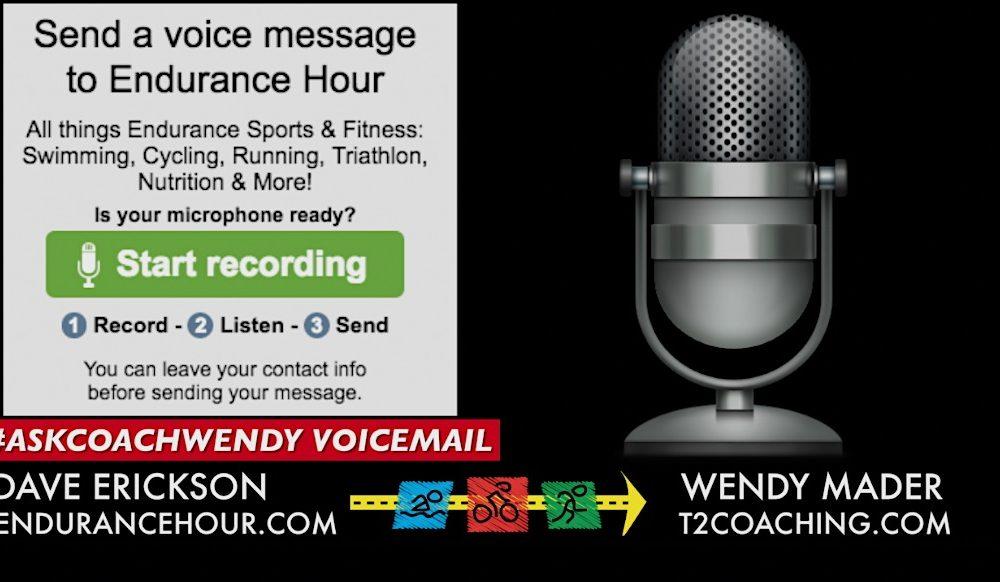 Voicemail: Ask T2Endurance