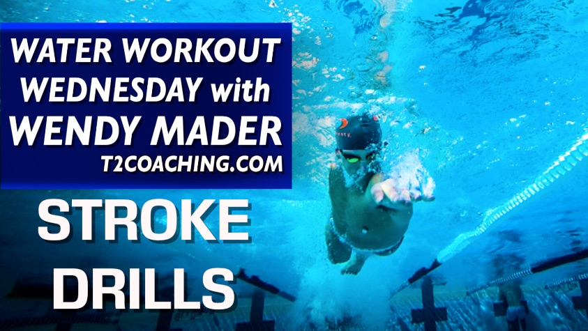 Water Workout Wednesday Swim Drills